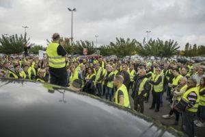 «gilets jaunes» : Refondation lance un cahier de doléances…