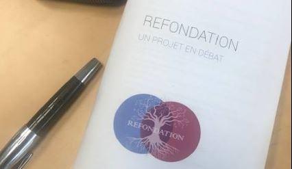Refondation vous invite le 2 Mars à Paris à un séminaire de présentation de ses propositions clefs